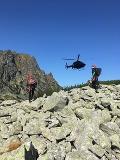 FOTO Vo Vysokých Tatrách zahynul poľský turista