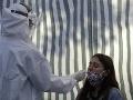 Druhý najvyšší denný prírastok v Česku: Krajina hlási 2394 nových prípadov nákazy KORONAVÍRUSOM