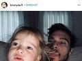 Matthew Koma s milovanou dcérkou.