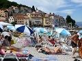 Experti o druhej vlne epidémie KORONAVÍRUSU: Môžu za ňu hlavne turisti v Chorvátsku!