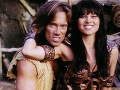 Kevin Sorbo a Lucy Lawless