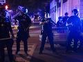 Americká polícia zatkla 127 osôb počas demonštrácii v meste Louisville