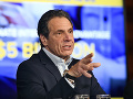 Newyorský guvernér mal obťažovať dve ženy: Vyšetrí to nezávislý právnik