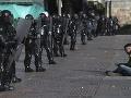 V Kolumbii prebiehajú protesty