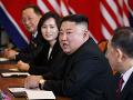 Kim Čong-un otvoril zjazd vládnej strany: Deje sa tak prvý raz po piatich rokoch