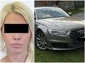 Kuriózny prípad z Bratislavy: Pomstychtivá EX?! Problémová blondína mala ukradnúť priateľovo Audi