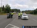 KORONAVÍRUS Polícia si posvietila na hraničné priechody: FOTO Náhodné kontroly vozidiel a osôb