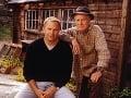 Kevin Costner a Paul Newman