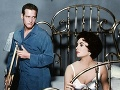Paul Newman a Elizabeth Taylor