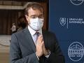 Minister zdravotníctva mal negatívny