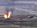 Arménska armáda zničila vojenské
