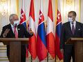 Predseda švajčiarskej Rady kantónov navštívil Slovensko, stretol sa s Kollárom