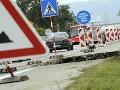Bratislavský kraj podal trestné oznámenie v súvislosti s opravou cesty medzi Sencom a Pezinkom