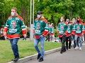 KORONAVÍRUS Protest pred úradom