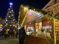 KORONAVÍRUS Vianočné trhy na Hlavnom a Františkánskom námestí tento rok nebudú