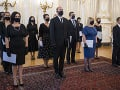 Prezidentka vymenovala do funkcie 12 nových sudcov všeobecných súdov