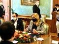 Prezidentka po stretnutí so zástupcami športu a kultúry: VIDEO Vyzýva na reálnu pomoc