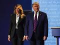 Trump má mierne príznaky nákazy KORONAVÍRUSOM: Jeho syn Barron má negatívny test