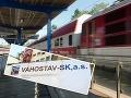 Druhý najväčší železničný projekt! Širokého Váhostavu sa darí aj dnes: Zákazka za 275 miliónov eur