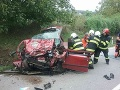 Dopravná nehoda v Novom Meste nad Váhom si vyžiadala jednu obeť