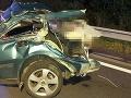 Tragická dopravná nehoda medzi obcou Babiná a Krupina, o život prišiel 18-ročný mladík