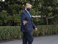 Trump priznal, že sa necítil dobre: Ďalšie dni budú pre mňa skúškou! Uvidíme, čo sa stane