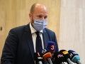 KORONAVÍRUS O zapojení vojakov sa diskutuje, pomáhať by mohli aj hygienikom, vyhlásil minister Naď