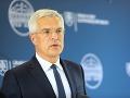 Slovensko povoláva vedúceho diplomatickej misie v Minsku do Bratislavy, oznámil Korčok
