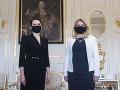 Prezidentka vo štvrtok prijala Cichanovskú: Jej úsilie a nádej sú hodné nášho rešpektu