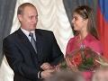 Škandalózne podozrenie v Rusku! Putinova priateľka Alina Kabajevová vraj po pôrode zmizla