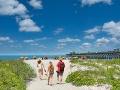 FOTO Turisti na obľúbenej pláži narazili na strašný nález: Zrejme ho vyplavilo more