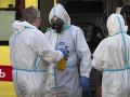 KORONAVÍRUS Rusko zaznamenalo rekordných vyše 12-tisíc nových prípadov nákazy