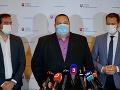 KORONAVÍRUS V stredu má zasadať pandemická komisia, vo štvrtok ráno ústredný krízový štáb