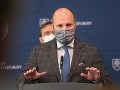 KORONAVÍRUS Minister obrany Naď: Ľudia od nás očakávajú zodpovednosť, nie populizmus