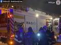 Polícia pomohla mužovi v Bratislave, ktorý chcel spáchať samovraždu