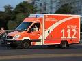 Hororová nehoda v Nemecku: Auto vrazilo do sanitky! Bábätko mŕtve, matka s dvoma deti v ohrození života