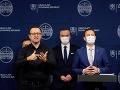 Slovenský zväz nepočujúcich kritizuje ÚV za tlmočenie, podľa šéfa tlmočníkov neoprávnene