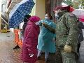 KORONAVÍRUS Vojaci pomáhajú zvládať pandémiu aj na hornej Nitre