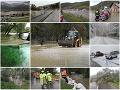 ONLINE Slovensko má prvú obeť (†26) povodní: Situácia je najvážnejšia v Žilinskom a Banskobystrickom kraji