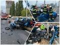 PRÁVE TERAZ Desivá nehoda