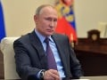 Rusko sa chystá spolupracovať s Bidenom a naďalej podporovať Donbas, uviedol Putin