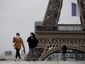 KORONAVÍRUS Francúzsko zaznamenalo prvýkrát viac ako 30-tisíc nových prípadov za deň