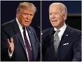 Trump odsúdil belošský rasizmus: Biden kritizoval jeho postoj k pandémii