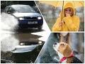 Meteorológovia v piatok znova bijú na poplach: Očakávajú dážď i povodne! Aký bude víkend?