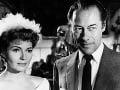 Rita Hayworth a Rex Harrison