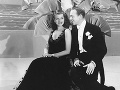 Rita Hayworth a Fred Astaire