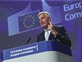 Hlavný vyjednávač EÚ Michel