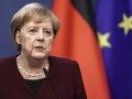Merkelová považuje zablokovanie Trumpových účtov za problematické