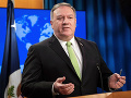 Mike Pompeo varuje pred sankciami za predávanie zbraní Iránu