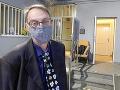 Disciplinárna komisia znížila Trnkovi plat na tri mesiace: Navrhovateľ podal odvolanie